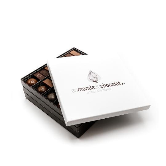 COFFRET 135 CHOCOLATS